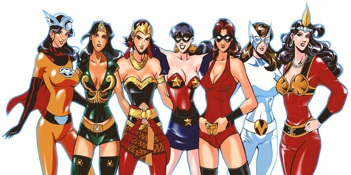 6 Superhero Wanita Indonesia Dengan Kekuatan Paling Mematikan!
