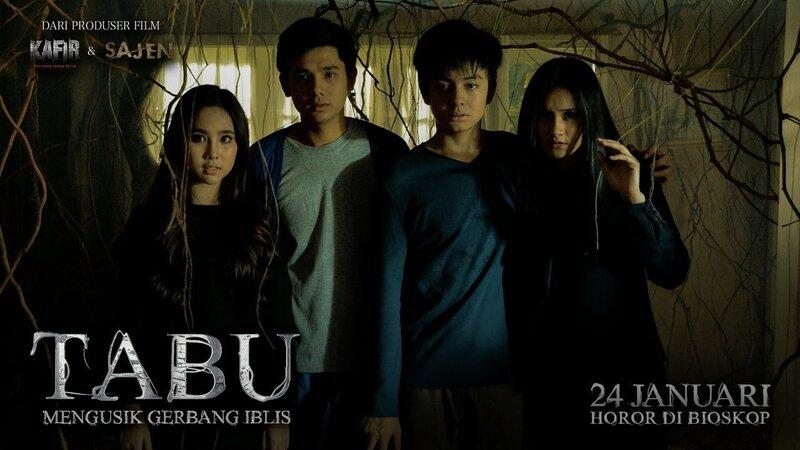 Tabu: Mengusik Gerbang Iblis, Film Horor Indonesia Di Netflix Yang Wajib Ditonton!