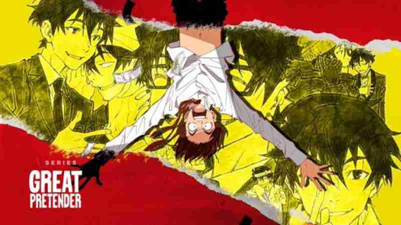 Anime Great Pretender di Netflix, Kisah Penipu yang Tertipu