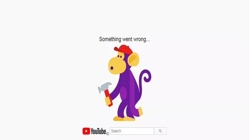 YouTube Down Beserta Beberapa Produk Google Lainnya!