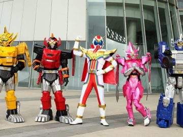 Kikai Sentai Zenkaiger Cast