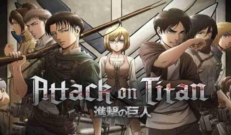 Cerita Anime Attack On Titan, Anime yang Sedang Viral!