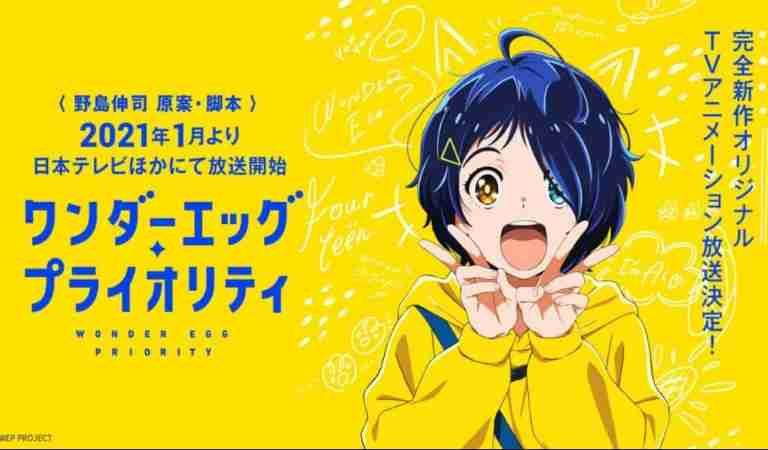 Cerita Anime Wonder Egg Priority: Ceria Tapi Dark!