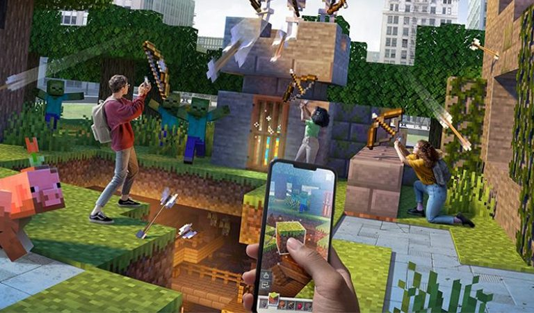 Mengejutkan, Mojang akan Tutup Game Minecraft Earth!