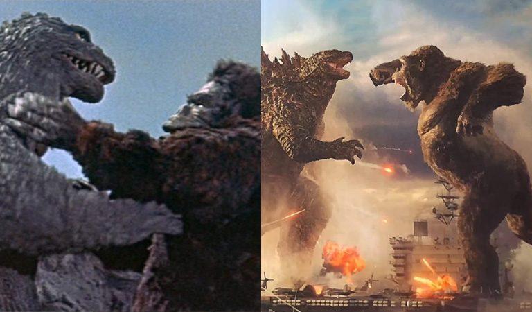 Cerita dan Sejarah Godzilla vs Kong, Berkonflik Sejak 1962!