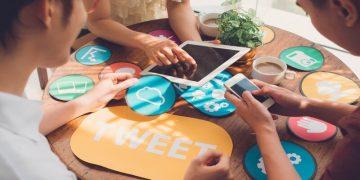 Penggunaan Media Sosial