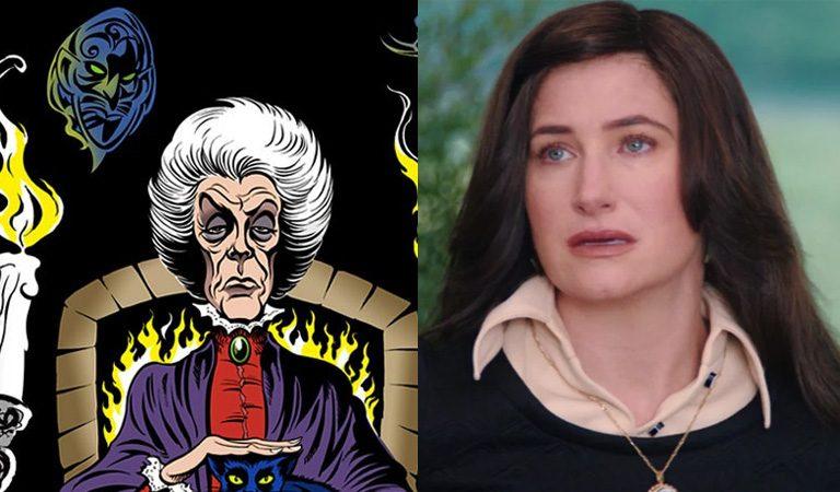 WandaVision: Siapa Agatha Harkness di Marvel? Apakah Agnes?