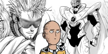 wajah blast di one punch man