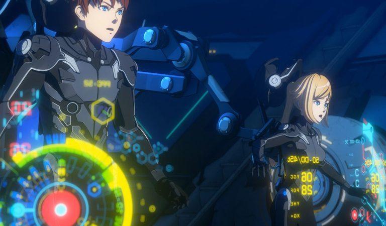 Pacifc Rim: The Black, Versi Anime dari Pacific Rim Siap Tayang!