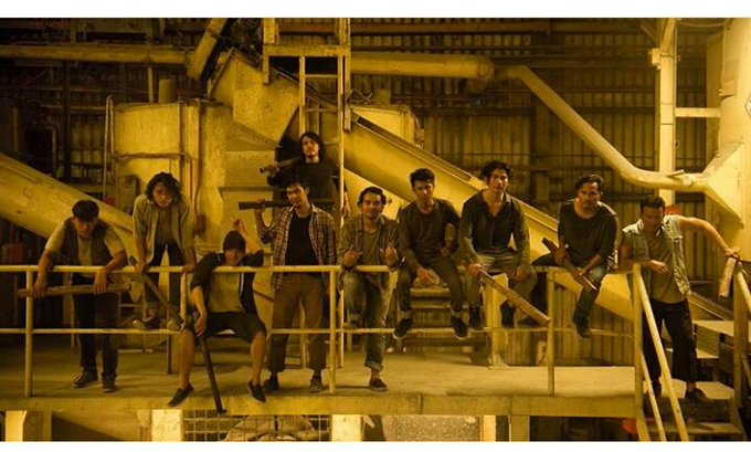 Menilik Kehadiran Preman Squad di Film Gundala