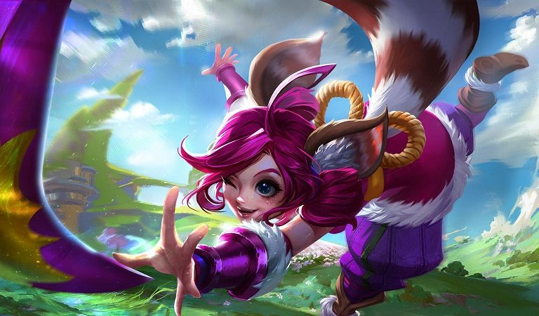 Cerita Nana Mobile Legends: Sang Hero Sweet Leonin!