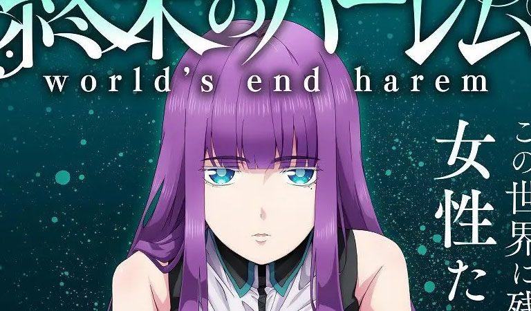 Anime World's End Harem: Harem Terbaru 2021! Haremnya 1 Dunia!