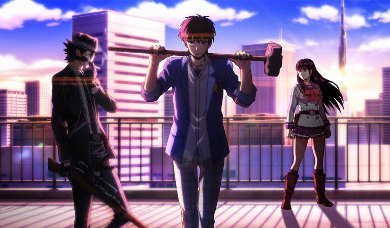 Anime High Rise Invasion Akan Tayang di Netflix! Yuk Kepoin Tanggalnya!