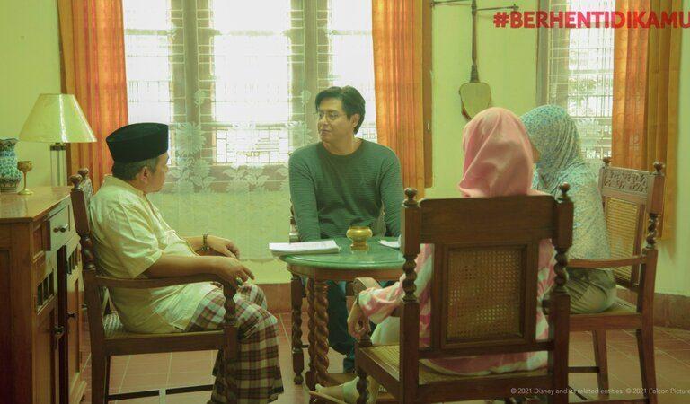 Film Berhenti Di Kamu: Sebuah Kisah Tentang Hati Yang Patah