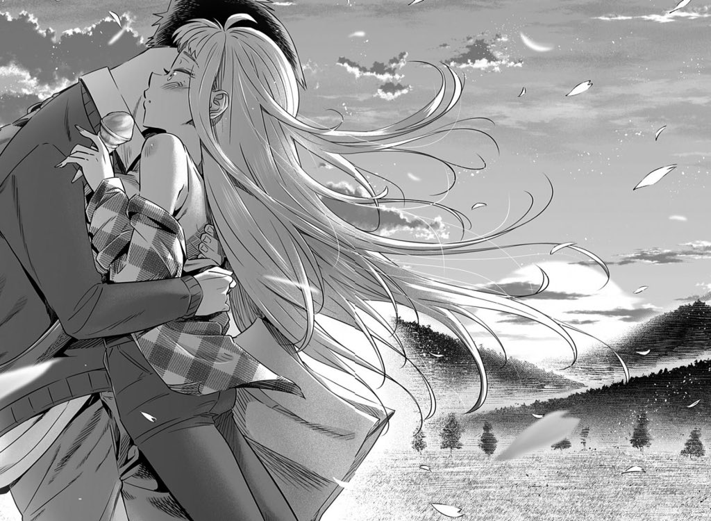 manga komedi romantis
