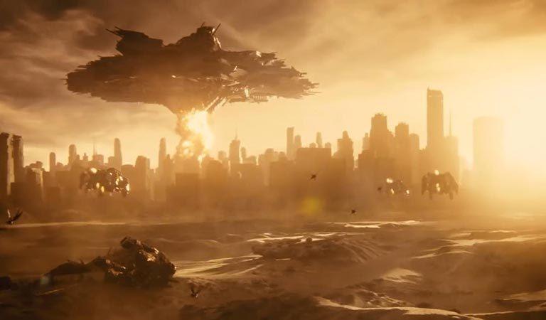 Justice League: Penjelasan Adegan Knightmare Mulai Awal Sampai Akhir!