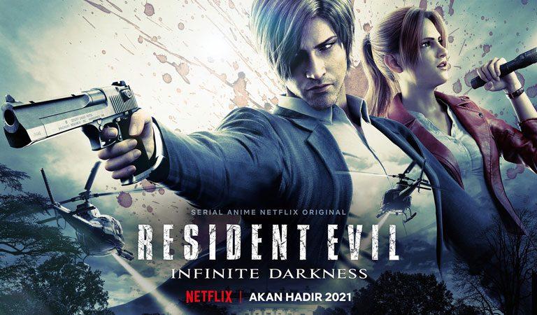 Resident Evil: Infinite Darkness Umumkan Sinopsis, Pengisi Suara, dan Visual Baru!