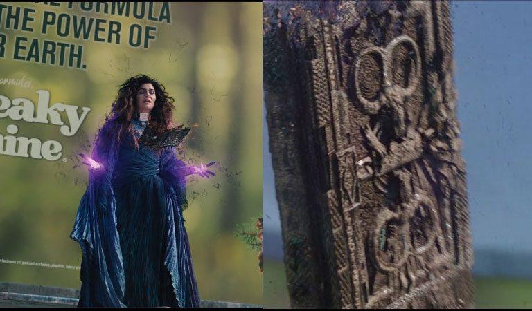 WandaVision: Ini Penjelasan Buku Darkhold Milik Agatha Harkness!