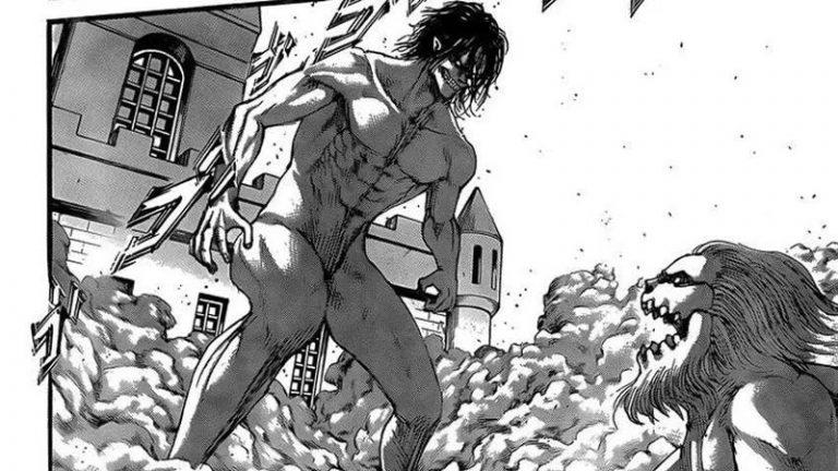 baca manga attack on titan