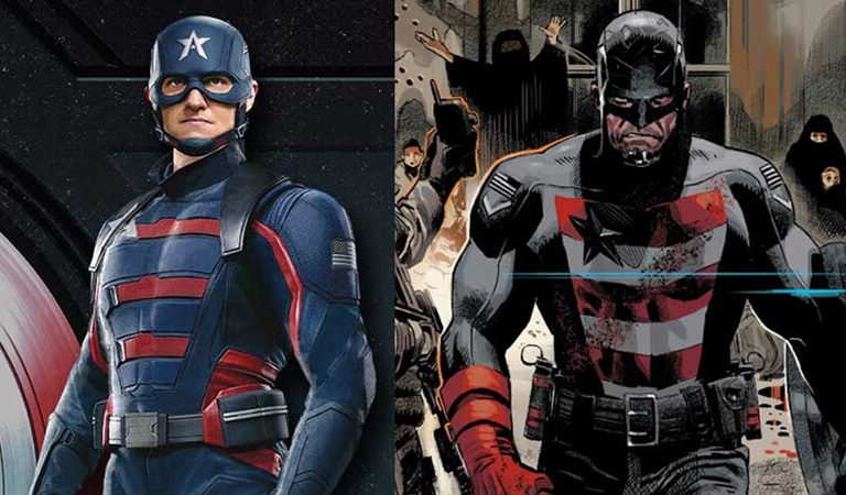 Captain America Baru! Ini 9 Fakta U.S. Agent di Marvel!