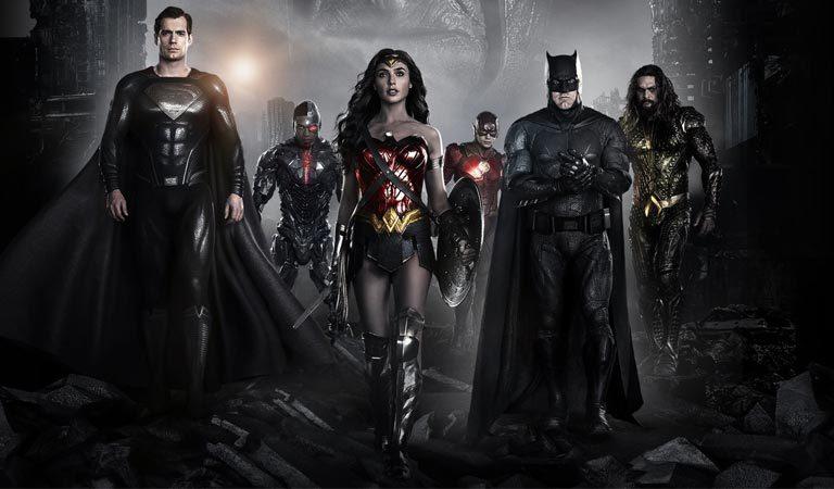 Daftar 13 Perbedaan Justice League Snyder Cut dan Versi Bioskop