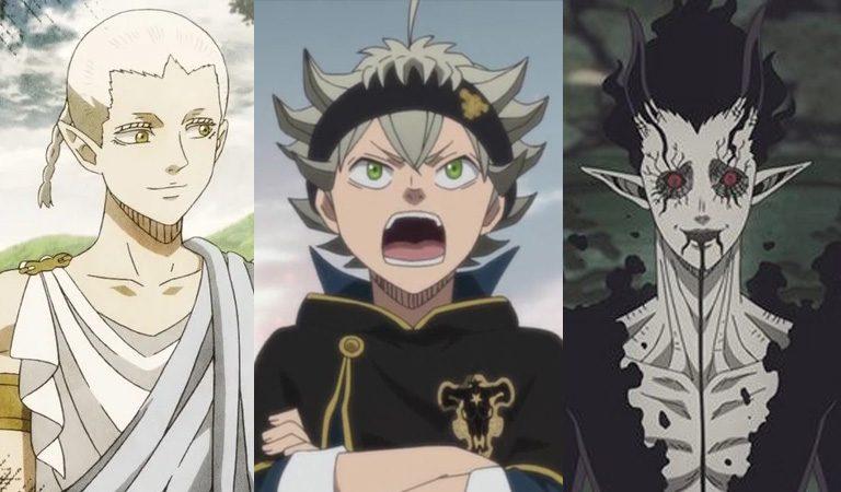 Ini 6 Ras dan Spesies yang Ada di Anime Black Clover!