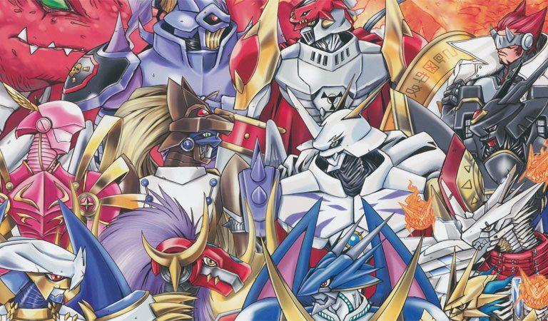 Daftar 13 Anggota Royal Knights di Digimon! Para Kesatria Pelindung!