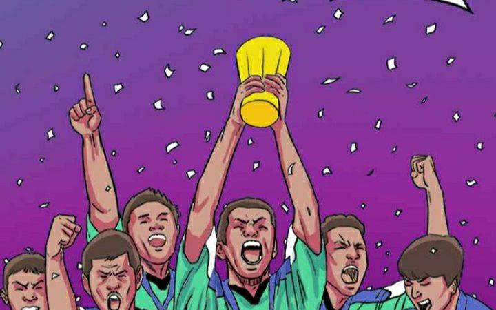 Review Komik Jago Bola Tapanuli: Drama Sepakbola Lokal Terbaik Sejauh Ini!