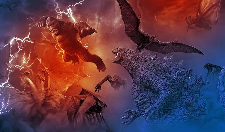 5 Cerita Potensial Film MonsterVerse Setelah Godzilla vs. Kong