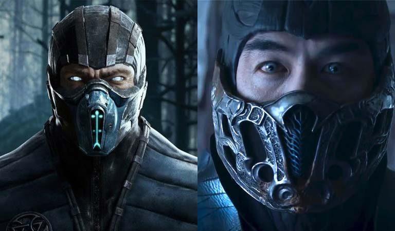 7 Fakta Sub-Zero, Karakter Joe Taslim di Film Mortal Kombat!