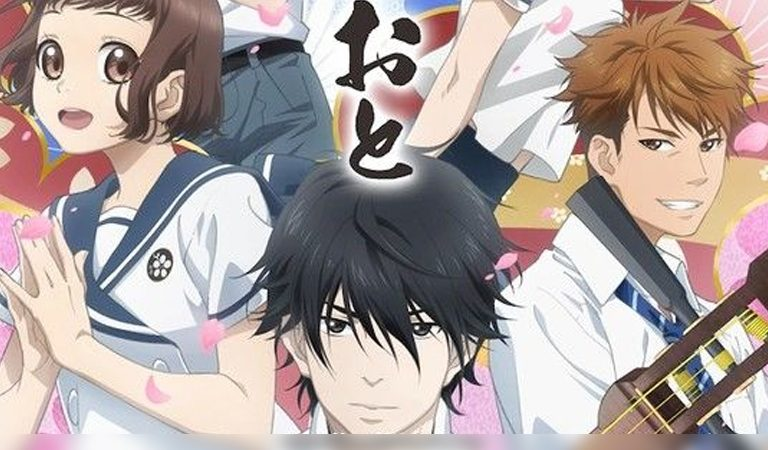Anime Mashiro no Oto yang Bergenre Drama dan Musikal Akan Hadir!