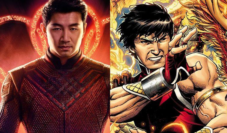 10 Fakta Shang-Chi di Marvel yang Pernah Jadi Gurunya Spider-Man!