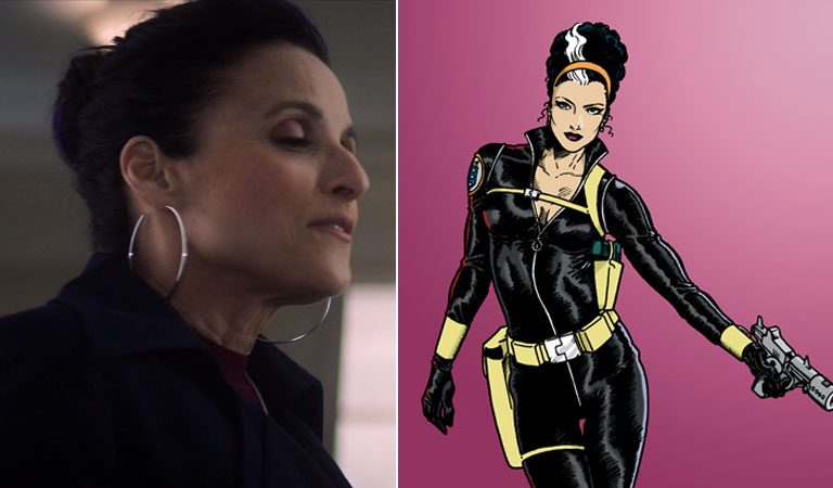 Siapa Valentina Allegra di Falcon and Winter Soldier? Ini 5 Faktanya!