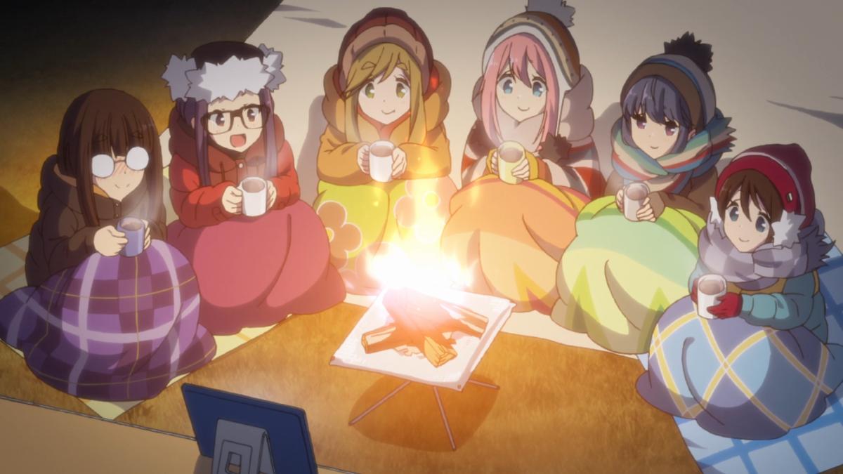 rekomendasi anime santai
