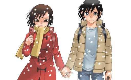 manga time travel
