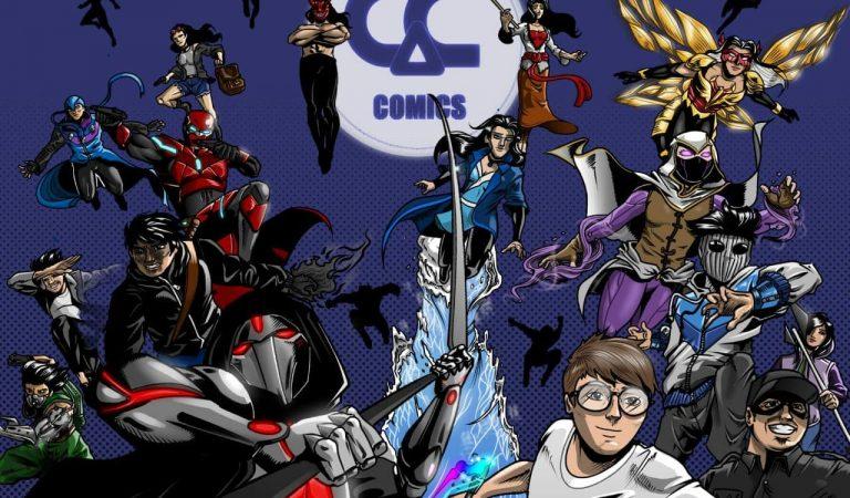 Wawancara CAC Comics: Label Baru dengan Mimpi Besar!