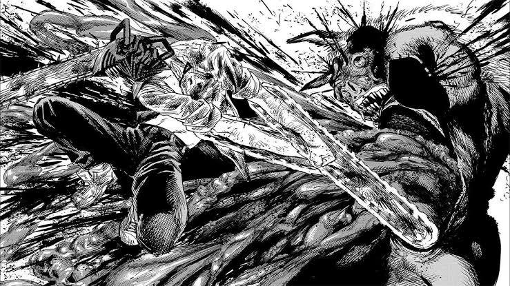 manga Chainsaw Man