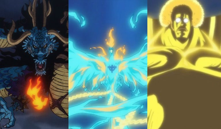 6 Buah Iblis Mythical Zoan di One Piece yang Lebih Langka dari Logia!