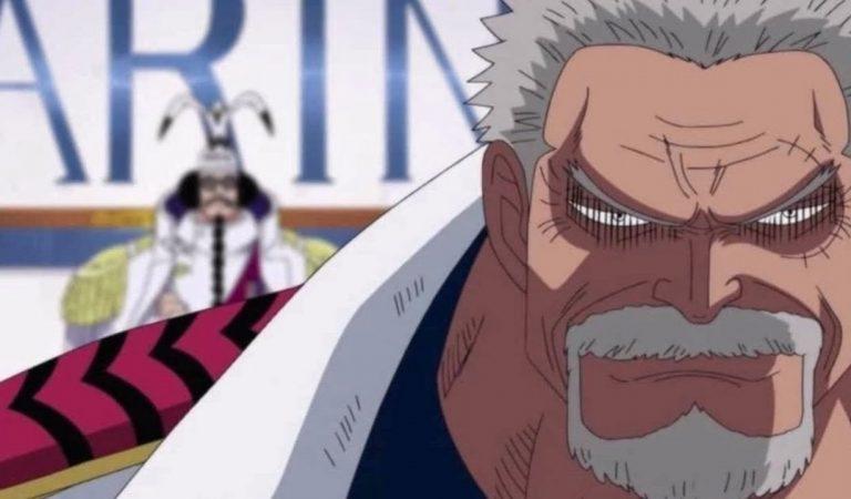 Teori One Piece: Akankah Garp Mengkhianati Pemerintah Dunia di Marijoa?