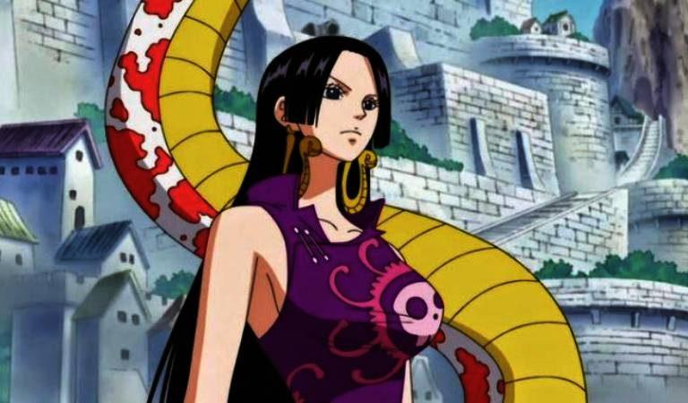 Punya Tiga Haki, ini 7 Fakta Boa Hancock dari Serial One Piece!