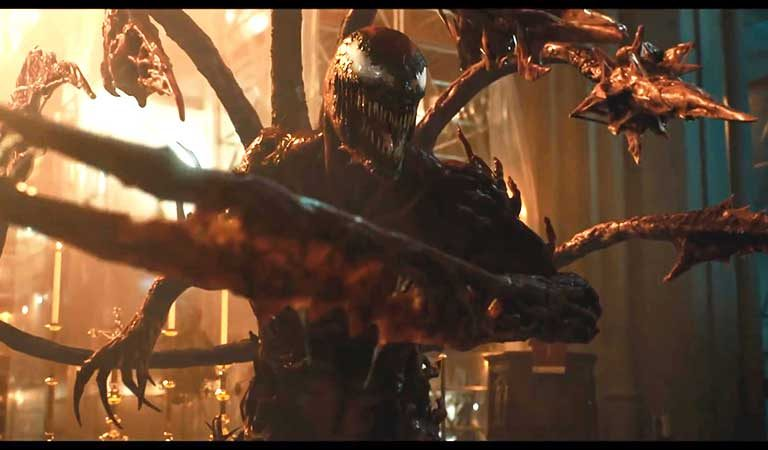 Venom 2: Ini Perbedaan Carnage dengan Versi Komik dan Kemampuan Barunya!