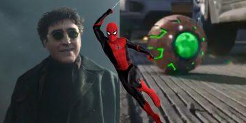 musuh spider-man: no way home