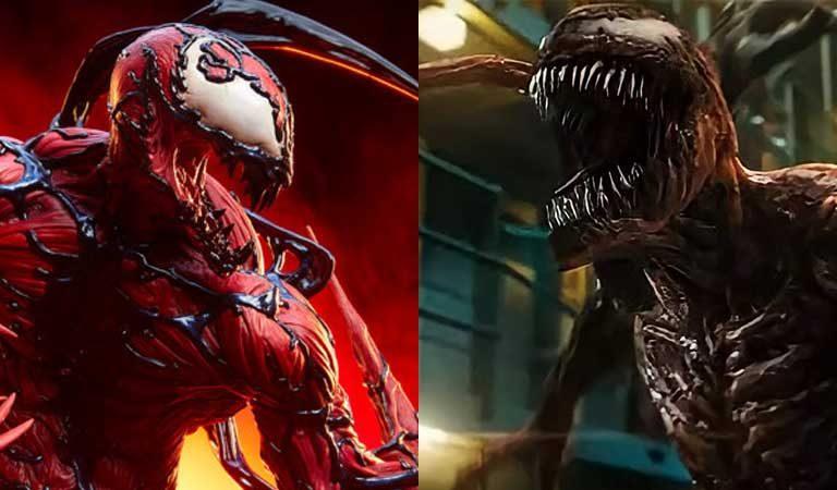 7 Kejahatan Carnage yang Paling Keji di Dunia Marvel!